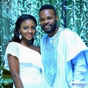 This adorable picture of Falz and Simi got fans talking